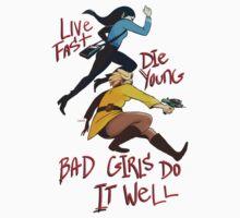 Bad Girls by lovelynobody