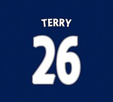 Chelsea - Terry (26) by Thomas Stock