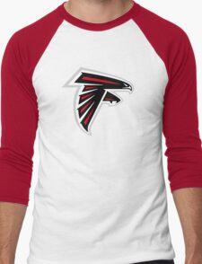 atlanta falcons Men's Baseball ¾ T-Shirt