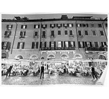 Rome Ristorante Poster