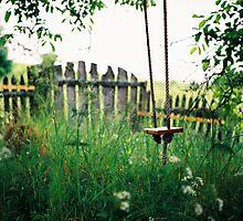 Alenka's Garden by Zuzana Vajdova