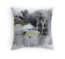 Wilderness Road Throw Pillow