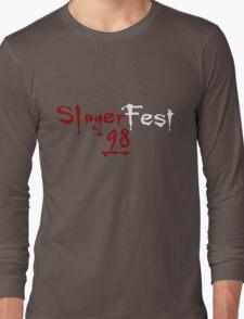 Slayer fest '98 Long Sleeve T-Shirt