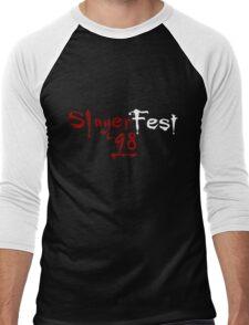Slayer fest '98 Men's Baseball ¾ T-Shirt
