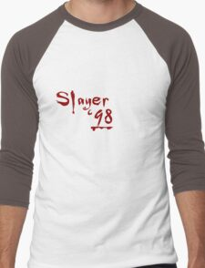 Slayer fest '98 Men's Baseball ¾ T-Shirt