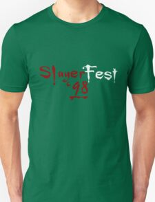 Slayer fest '98 Unisex T-Shirt