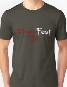 Slayer fest '98 Unisex T-Shirt
