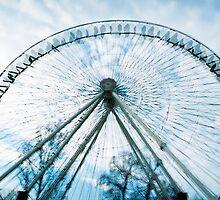 Carousel I. by Zuzana Vajdova