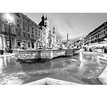 Piazza Navona Photographic Print