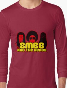 Smeg And The Heads Long Sleeve T-Shirt