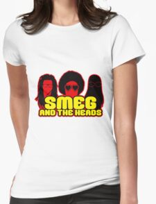 Smeg And The Heads Womens Fitted T-Shirt