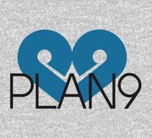 PLAN9 Blue by kngl