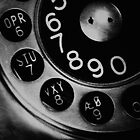 Vintage Phone by liberthine01