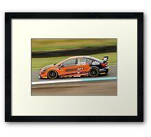Toyota Racer Framed Print