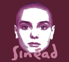 sinead o'connor - face by adrienne75