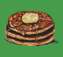 Pancakes Kids Clothes