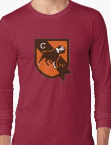 cleveland brown Long Sleeve T-Shirt