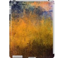 Abstract Colorful iPad Case Retro Cool New Grunge Texture iPad Case/Skin