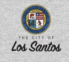 City of Los Santos Emblem T-Shirt