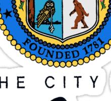 City of Los Santos Emblem Sticker