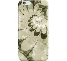 Water Lilies Spirals iPhone Case/Skin