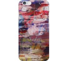 Mixed Media Paint iPhone Case/Skin