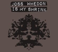 """Joss Whedon Is My Shrink"" - Dark Kids Clothes"