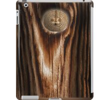 urban shaman 4 iPad Case/Skin