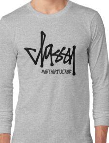 Classy Motherfucker Long Sleeve T-Shirt