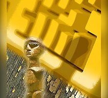 urban shaman 7 by arteology
