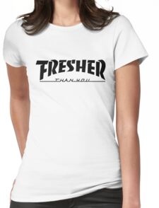 Fresher Womens Fitted T-Shirt
