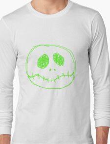 zip Long Sleeve T-Shirt