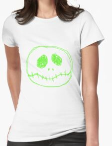 zip Womens Fitted T-Shirt