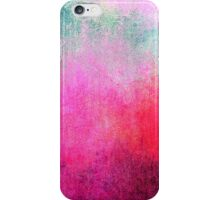 Abstract iPhone Case Colorful Cool New Grunge Texture iPhone Case/Skin