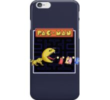 Pac-Man iPhone Case/Skin