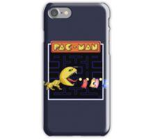Pac-Man iPhone Case/Skin