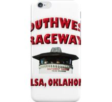 Southwest Raceway iPhone Case/Skin