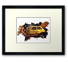 The Big Bang! Framed Print