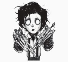 Edward Scissorhands by RomanaC