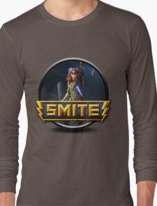 Smite Artemis Logo Long Sleeve T-Shirt