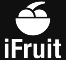 iFruit - white version by blacksmoke