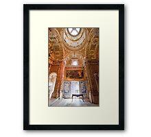 Mosteiro da Madre de Deus Framed Print