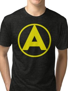 Free Market Anarchy Tri-blend T-Shirt