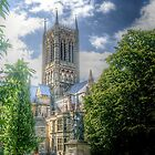 Lincoln Cathedral by Stephen Hall