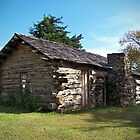 Pawnee Bill Cabin by debidabble