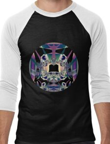 Dark Fantasy Men's Baseball ¾ T-Shirt
