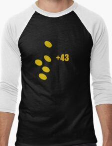 Dota 2 last hit Men's Baseball ¾ T-Shirt