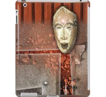 urban shaman iPad Case/Skin
