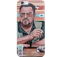 Walter Sobchak iPhone Case/Skin