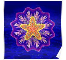 Starfish Blues Poster